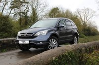 USED 2011 11 HONDA CR-V 2.0 i-VTEC EX Station Wagon 5dr +FREE 2 YEAR WARRANTY++SATNAV+