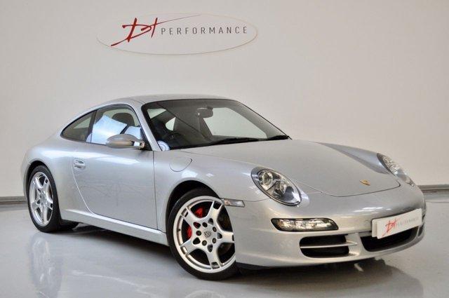 2004 54 PORSCHE 911 3.8 CARRERA 2 S TIPTRONIC S 2d AUTO 355 BHP 997 2S