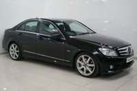 USED 2010 10 MERCEDES-BENZ C CLASS 3.0 C350 CDI BLUEEFFICIENCY SPORT 4d 231 BHP