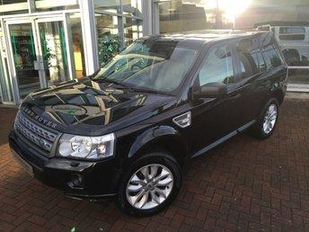 2012 LAND ROVER FREELANDER 2 2.2 TD4 XS 5d AUTO [NAV] WINTER PACK 150 BHP £13500.00