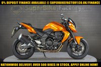 USED 2010 10 KAWASAKI Z750 750CC GOOD BAD CREDIT ACCEPTED, NATIONWIDE DELIVERY,APPLY NOW
