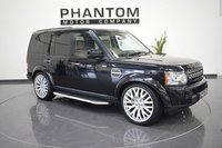 2009 LAND ROVER DISCOVERY 3.0 4 TDV6 HSE 5d AUTO 245 BHP £17790.00