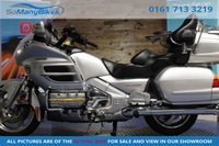 2005 HONDA GL1800 GOLDWING  Good mileage! - Full Service history 	 £11295.00