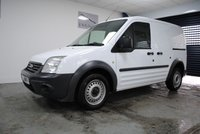 2013 FORD TRANSIT CONNECT 1.8 T200 LR 1d 74 BHP £4495.00