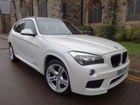 2012 BMW X1 2.0 SDRIVE18D M SPORT 5d AUTO 141 BHP £9450.00