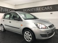 USED 2006 06 FORD FIESTA 1.4 STYLE CLIMATE 16V 5d 78 BHP