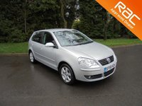USED 2008 58 VOLKSWAGEN POLO 1.4 MATCH TDI 5d 68 BHP