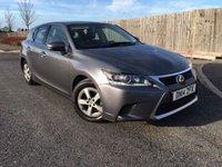 2014 LEXUS CT 1.8 200H S 5d AUTO 134 BHP £10250.00