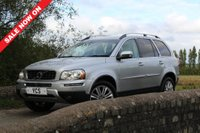 USED 2011 61 VOLVO XC90 2.4 D5 Executive Estate Geartronic 4X4 5dr +FREE 2 YR WARRANTY+FVSH+NAV+