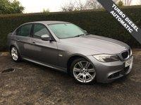 2009 BMW 3 SERIES 2.0 318D M SPORT 4d AUTO 141 BHP EXCELLENT CONDITION THROUGHOUT, LOW MILEAGE £7390.00