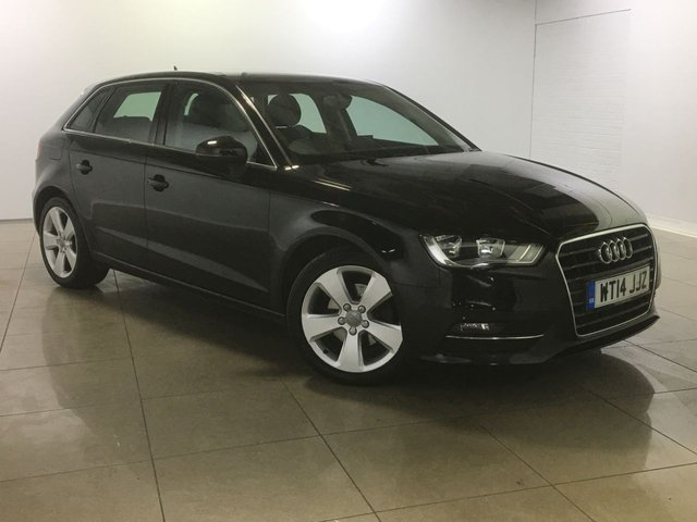 View our 2014 14 AUDI A3 1.6 TDI SPORT 5d 109 BHP