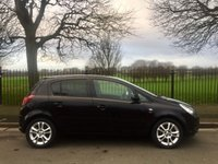 USED 2010 60 VAUXHALL CORSA 1.2 SXI A/C 5d 83 BHP