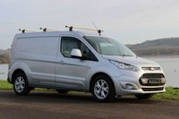 2016 FORD TRANSIT CONNECT 1.5 240 LIMITED LWB HIGH ROOF NO VAT TO PAY 118 BHP £14400.00