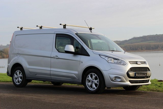 2016 W FORD TRANSIT CONNECT 1.5 240 LIMITED LWB HIGH ROOF NO VAT TO PAY 118 BHP