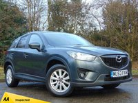 USED 2013 63 MAZDA CX-5 2.2 D SE-L NAV 5d 148 BHP * 128 POINT AA INSPECTED *