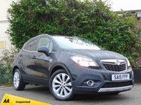 USED 2015 15 VAUXHALL MOKKA 1.7 SE CDTI S/S 5d 4x4 * 128 POINT AA INSPECTED *