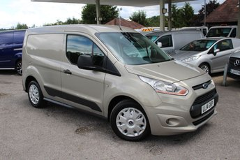 2014 FORD TRANSIT CONNECT 1.6 200 TREND P/V 1d 94 BHP £8495.00