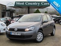 USED 2011 60 VOLKSWAGEN GOLF 1.6 S TDI 5d 89 BHP Only 2 Owners From New, Low Running Costs
