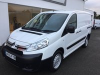 2015 CITROEN DISPATCH 1000 L1 H1 ENTERPRISE 1.6 HDI 90 SWB £8995.00
