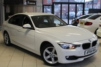 USED 2015 64 BMW 3 SERIES 2.0 325D SE 4d 215 BHP BMW SERVICE HISTORY + BLUETOOTH + CRUISE CONTROL + PARKING SENSORS + 17 INCH ALLOYS + DAB RADIO