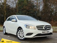 USED 2013 63 MERCEDES-BENZ A CLASS 1.5 A180 CDI BLUEEFFICIENCY SE 5d 109 BHP * 128 POINT AA INSPECTED *