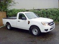 2010 FORD RANGER 2.5 XL 4X2 S/C TDCI 1d 143 BHP £6999.00