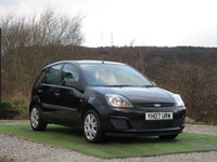 USED 2007 07 FORD FIESTA 1.2 STYLE CLIMATE 16V 5d 78 BHP