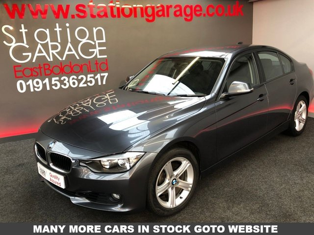 2012 12 BMW 3 SERIES 2.0 320I SE 4d 181 BHP TURBO