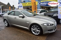 2011 JAGUAR XF 3.0 V6 PREMIUM LUXURY 4d AUTO 240 BHP FACE LIFT  £11999.00