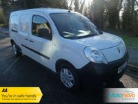 USED 2012 62 RENAULT KANGOO MAXI 1.5 LL PLUS DCI 1d 90 BHP Very Nice One Owner Long Wheelbase Kangoo Maxi Van with Satellite Navigation and Renault Service History