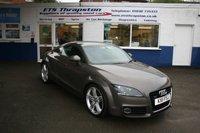 2011 AUDI TT 2.0 TDI QUATTRO SPORT 2d 170 BHP £9795.00