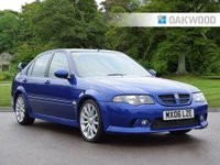 USED 2006 06 MG ZS 2.5 V6 180 4d 175 BHP
