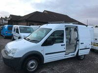 USED 2009 59 FORD TRANSIT CONNECT 1.8 T230 L LWB 90 TDCI 5d 89 BHP