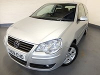 USED 2009 09 VOLKSWAGEN POLO 1.4 MATCH TDI 3d 68 BHP