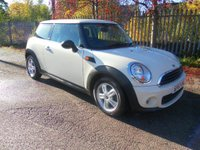 2013 MINI HATCH FIRST