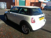 USED 2013 63 MINI HATCH FIRST 1.6 FIRST 3d 75 BHP