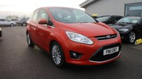 USED 2011 11 FORD C-MAX 1.6 TITANIUM TDCI 5d 114 BHP LOW DEPOSIT OR NO DEPOSIT FINANCE AVAILABLE.
