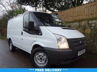USED 2012 12 FORD TRANSIT 2.2 280 ECONETIC LR 1d 99 BHP