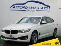 2014 BMW 3 SERIES 2.0 318D SPORT GRAN TURISMO 5d 141 BHP £13950.00