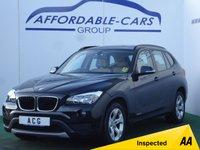 2013 BMW X1 2.0 SDRIVE18D SE 5d AUTO 141 BHP £10250.00