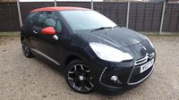 USED 2013 13 CITROEN DS3 1.6 E-HDI AIRDREAM DSTYLE PLUS 3dr £0 Road Tax! Parking Sensors