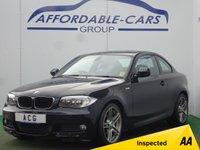 2012 BMW 1 SERIES 2.0 118D SPORT PLUS EDITION 2d 141 BHP £10750.00