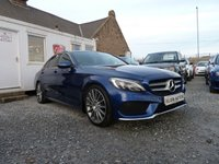 USED 2015 15 MERCEDES-BENZ C CLASS C300h AMG Line Premium 2.1 Auto 4dr ( 231 bhp ) One Owner Newest Diesel/Hybrid Model 74 MPG!!