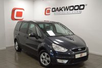 USED 2007 56 FORD GALAXY 2.0 ZETEC TDCI 5d 143 BHP *7 SEATS* GREAT VALUE GALAXY
