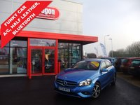USED 2014 64 MERCEDES-BENZ A CLASS 1.5 A180 CDI ECO SE 5d 109 BHP ****12 months warranty****