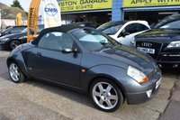 2004 FORD STREET KA 1.6 WINTER EDITION 2d 94 BHP CONVERTIBLE £950.00