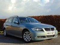 USED 2007 07 BMW 3 SERIES 2.0 320D SE TOURING 5d * ONE OWNER FROM NEW *