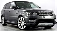 """USED 2014 64 LAND ROVER RANGE ROVER SPORT 3.0 SD V6 HSE 4X4 5dr (start/stop) Pan Roof, 22"""" Alloys, Privacy"""