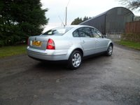USED 2002 02 VOLKSWAGEN PASSAT 2.5 V6 TDI 4d 6 SPEED MAN TRY AND FIND ANOTHER LIKE IT. HEATED LEATHER. PARKING SENSORS. XENON LIGHTS. FANTASTIC CONDITION