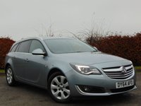 USED 2014 64 VAUXHALL INSIGNIA 2.0 SRI NAV CDTI ECOFLEX S/S 5d * ONE OWNER FROM NEW * FULL SERVICE HISTORY